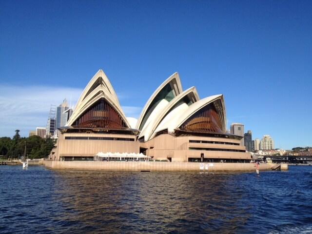 オーストラリア、オペラハウス