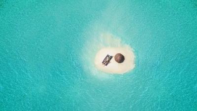 無人島 、孤島