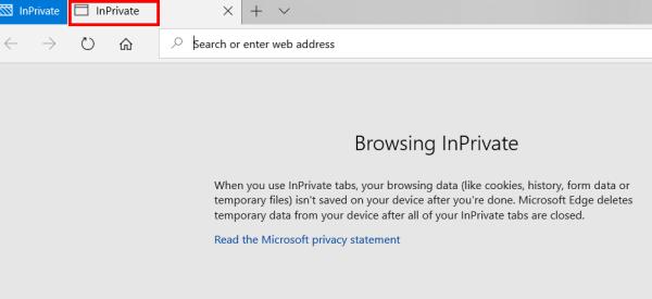 Internetexploler,Private