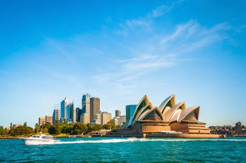 シドニー風景